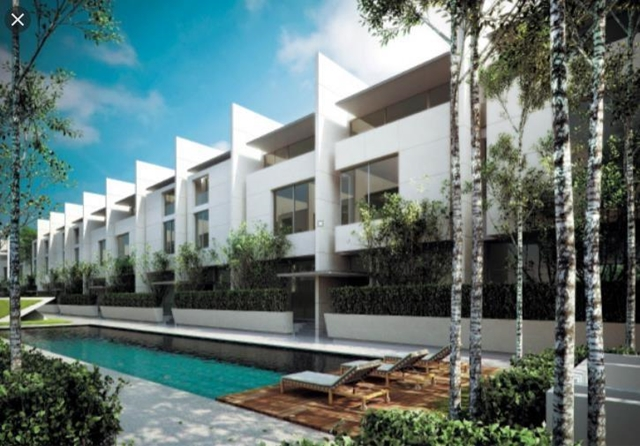 Superlink House @ Embassy Row, Ampang