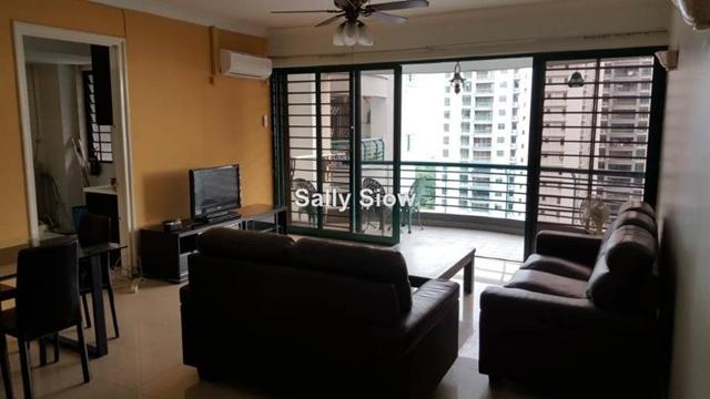 Straits View Condominium, Bandar Baru Permas Jaya, Permas Jaya