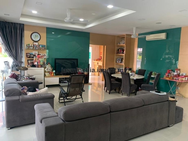 Laman Residence , Areca , Fortune Park, Jalan Ipoh