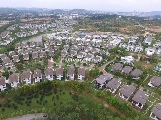 Kajang, Jade Hills