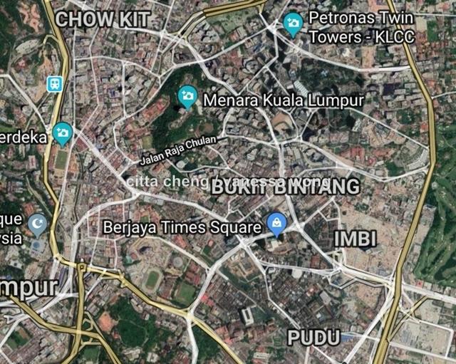 Hotel, Bukit Bintang KL City KLCC, Bukit Bintang