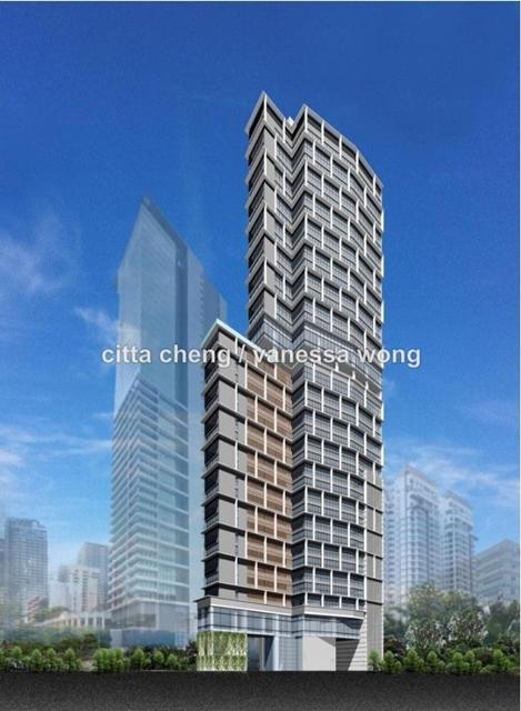 Commercial land at Bukit Bintang, KLCC, Bukit Bintang