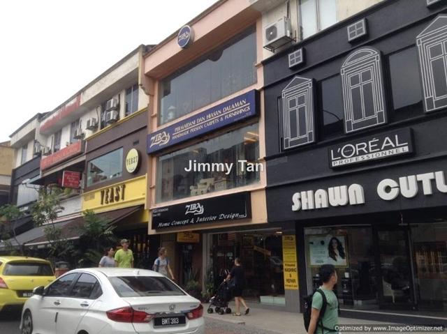 Jalan Telawi 2, Telawi, Jalan Telawi, Maarof, Bangsar