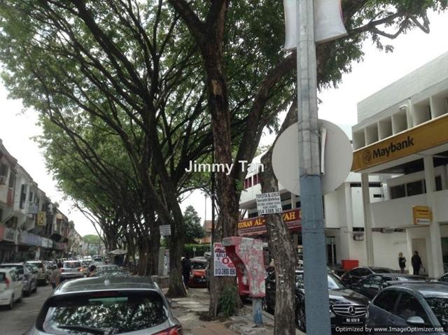 Jalan Aminuddin Baki, Taman Tun, Tmn Tun, Taman Tun Dr Ismail