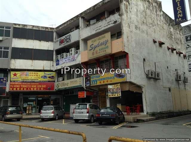 Jalan Kepong, Maluri, Desa Park City, Sri Damansara, Menjalara, Kepong