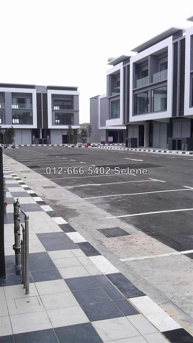 Mahkota Square 3 1/2 Sty Shop Cheras, Bandar Sungai Long Mahkota Cheras Kajang, Cheras