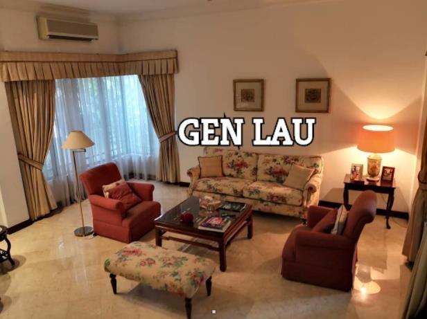 Jelutong Villa, Damansara Heights