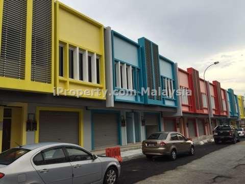 Bandar Baru Uda Shop, Johor Bahru