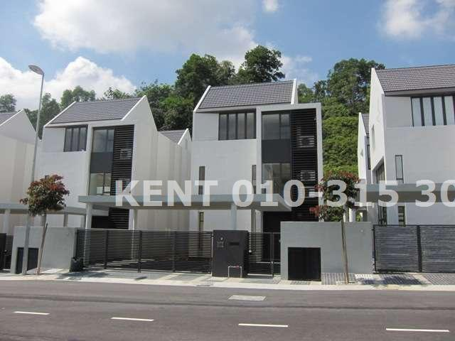 5 1 Bedrooms Zero Lot Bungalow For Sale In Bukit Jalil
