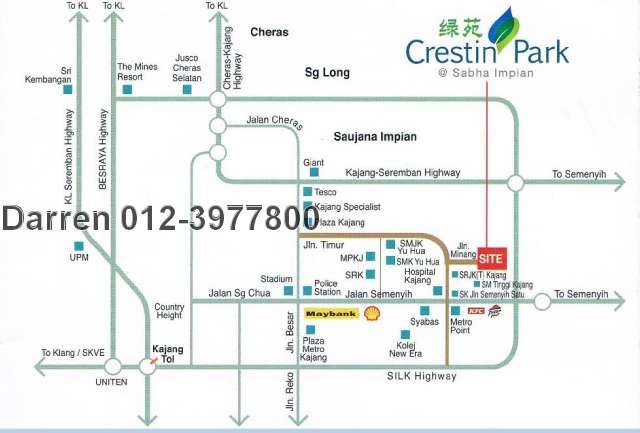 Strategic Location in Town Center