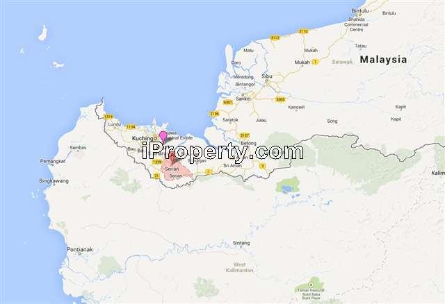 2nd Flr,Block C,Serian By Pass  Parent Lot 1068, Serian, 94760, Sarawak