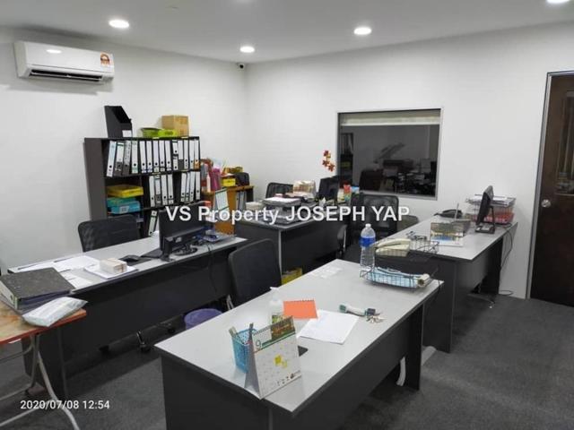Double Storey Shop, Taman Permas Jaya, Permas Jaya