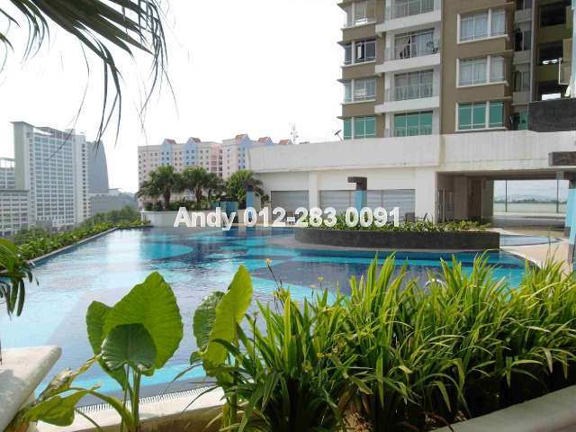 Beautifully Landscaped Swimming Pool