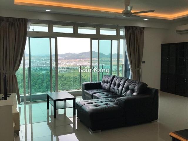 D'Suites Akasia, Horizon Hills, Iskandar Puteri (Nusajaya)
