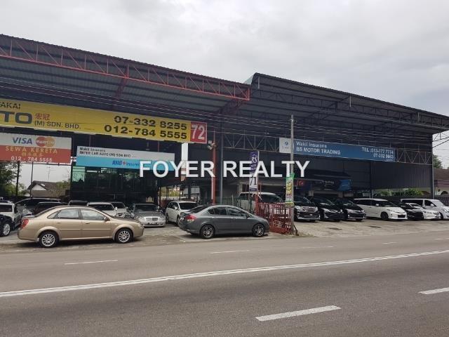 kebunteh, Johor Bahru