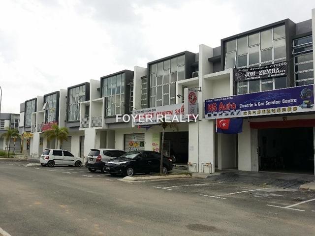 pusat perdagangan kempas, Johor Bahru