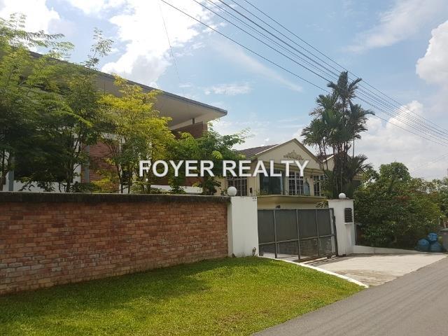 2 storey bungalow, taman kebunteh, Johor Bahru