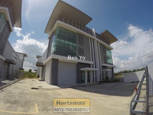 Harvest Green @ Sime Darby Business Park, Johor Bahru Pasir Putih, Pasir Gudang