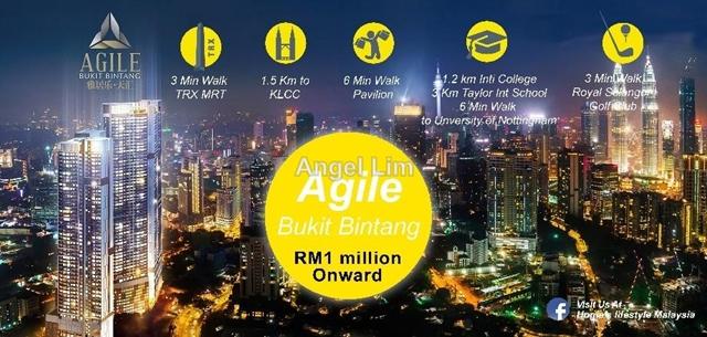 Agile Bukit Bintang, Bukit Bintang, KL City