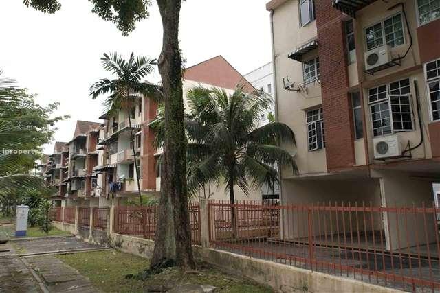 Unit No. 31-3, Block M3, Manor Apartment, Jalan Perkasa 9, Taman Maluri, 55100, Kuala Lumpur