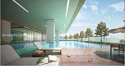 288 Residency, Taman P Ramlee, Setapak