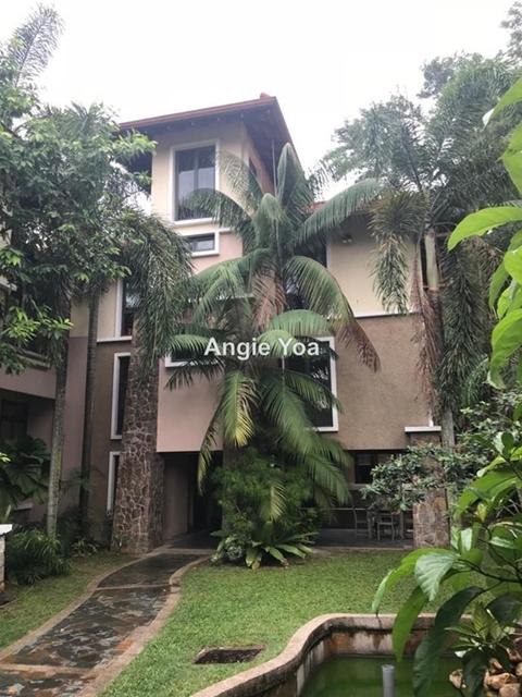 ttdi hills, Taman Tun Dr Ismail