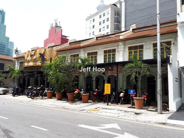 Dang Wangi Shop Lot, KL City, City Centre