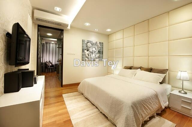 South View Corner Serviced Residence 1 1 Bedrooms For Sale In Bangsar South Kuala Lumpur