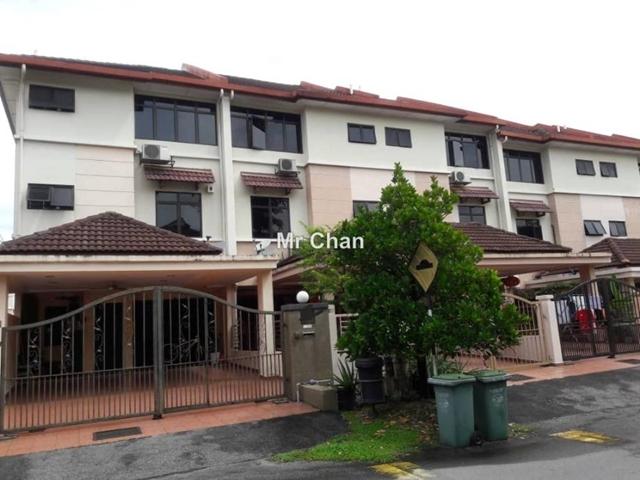 Bukit Segar Jaya  Cheras Hartamas, Cheras