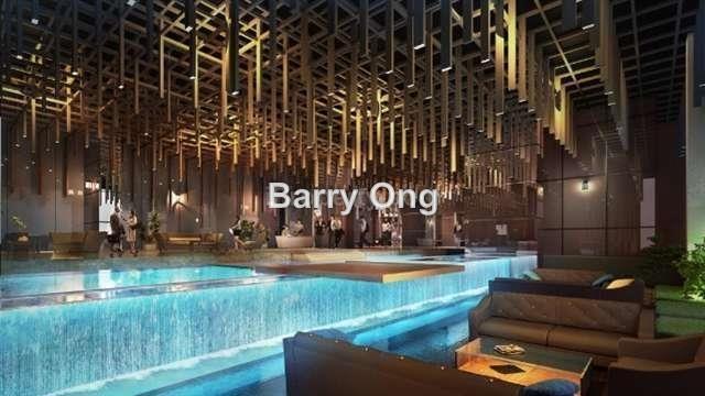 Japanese Concept Luxury Condominium Intermediate Condominium 3 Bedrooms For Sale In Puchong