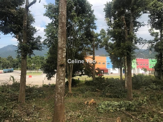 Residential Land with Durian Orchard), Bentong