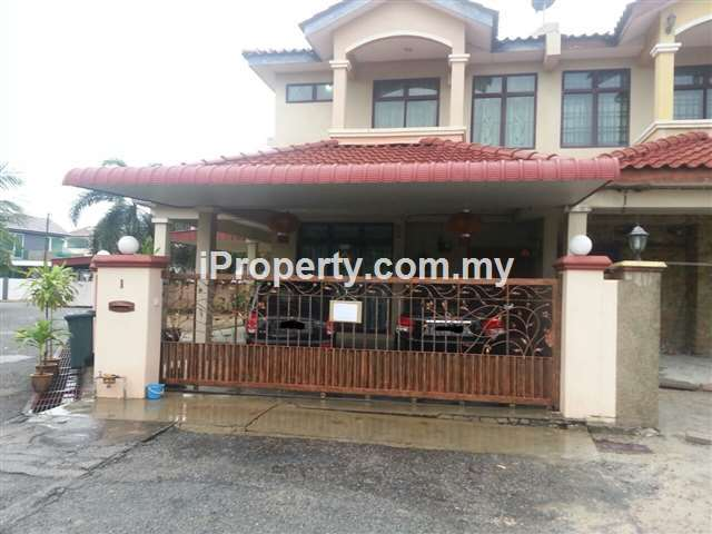 Alor setar corner 2 sty terrace link house 4 bedrooms for for Terrace 48 alor setar