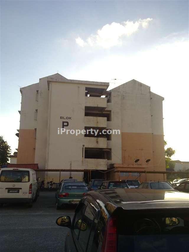 Blok P, Tingkat 1, Apartment Permata, Bandar Perda, Bandar Perda, 14000, Penang
