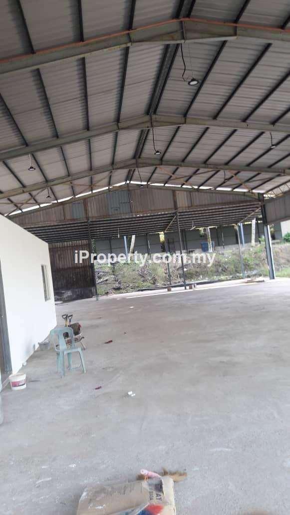 Factory Built Up 25000 sqft, Rasa Batang Kali, Batang Kali