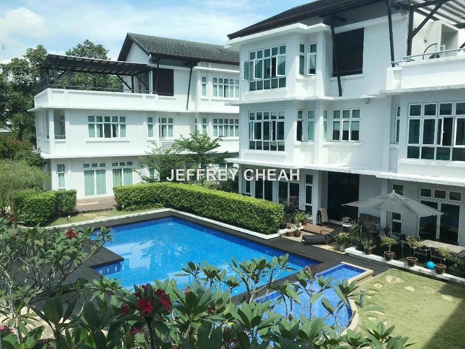 Villa Idaman Chempenai, Damansara Heights