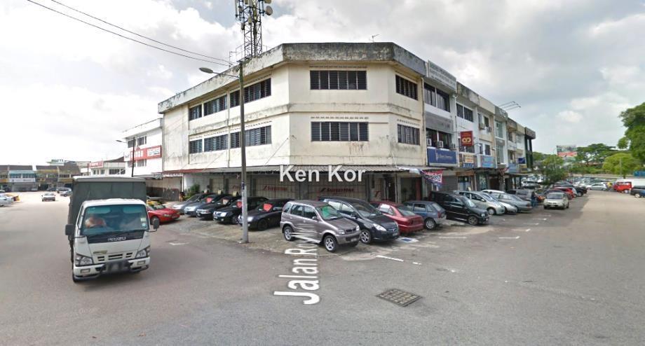 Johor Jaya, Jalan Rosmerah 2/3, Johor Jaya, Johor Bahru