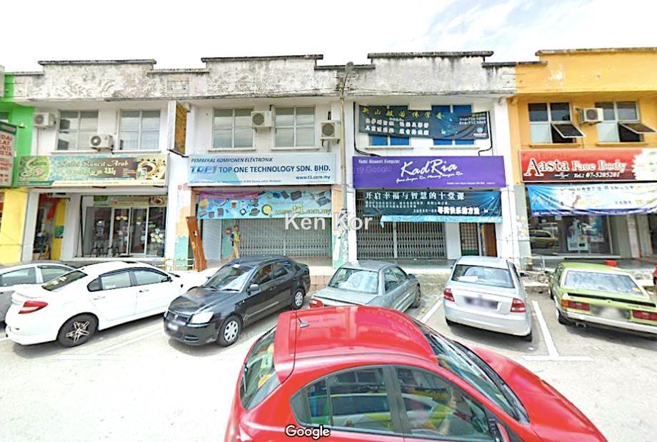 Taman Universiti Jalan Kebudayaan 1A, Skudai