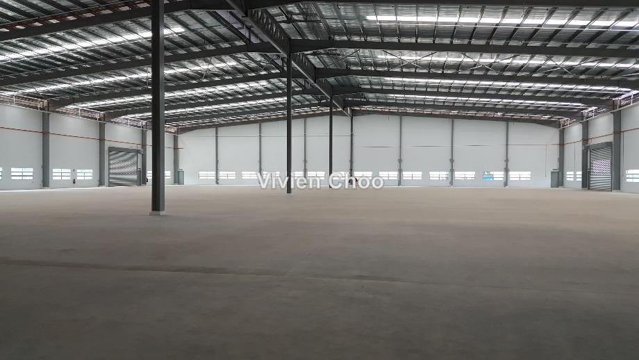 Detached Factory For Sale, Senai Airport city,Johor Bahru, Johor Bahru