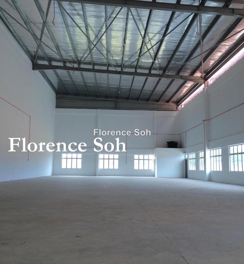 Kulai SME City Semi D Factory For Sale, Johor Bahru
