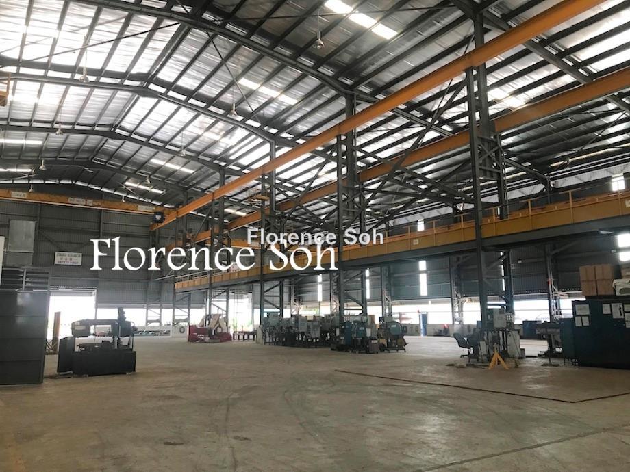SILC Detached Factory 80k sf, SILC, Johor Bahru
