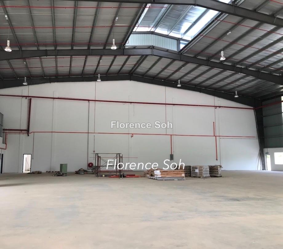 Seelong Senai Factory For Sale, Kulaijaya, Senai