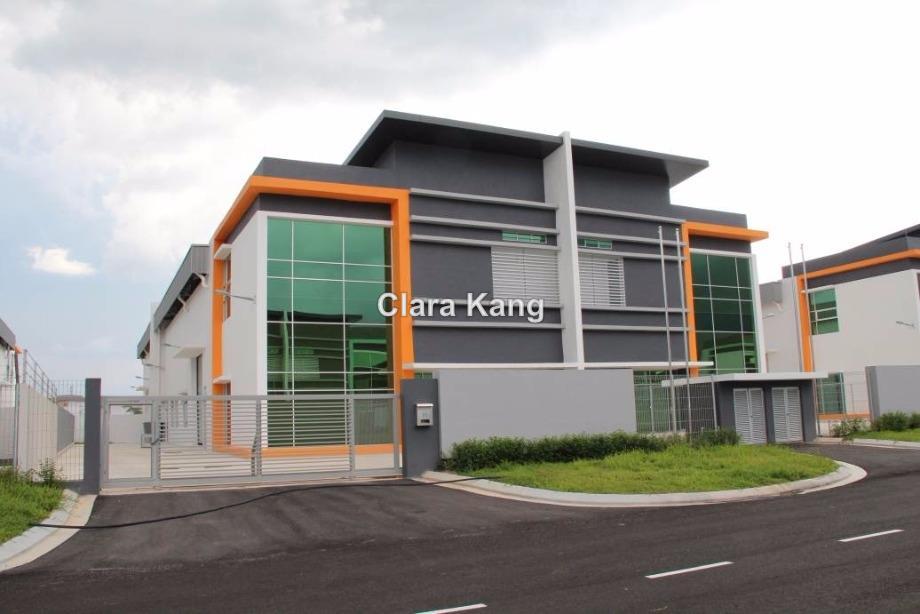 SME City Cluster Factory, Johor Bahru, Kulai