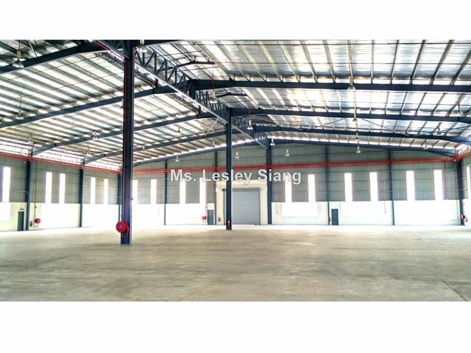 Detached Factory For Sale (RM235 psf) at Senai Johor Bahru, Senai