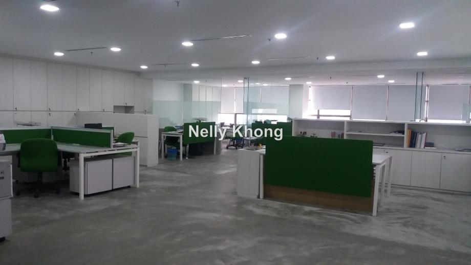 office for rent, Taman Desa