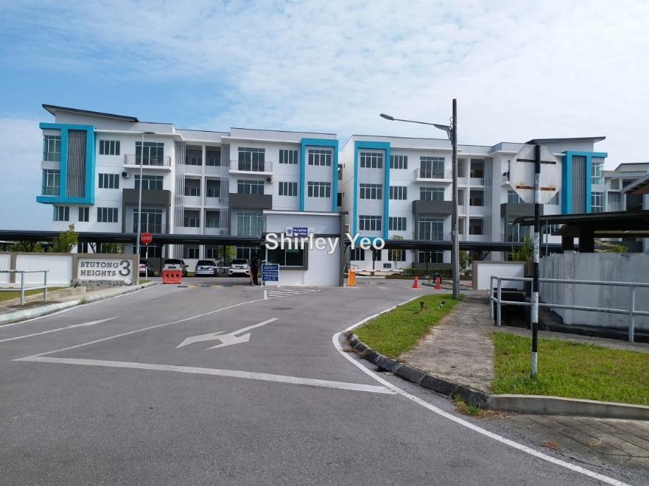 Stutong Heights 3, Kuching