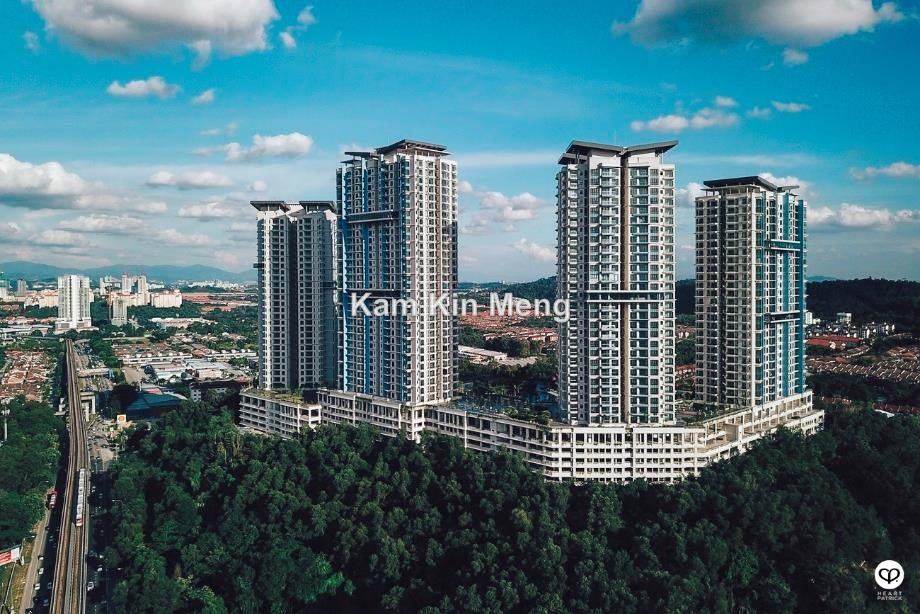 Sky Condominium (Skyz Residence), Bandar Puchong Jaya, Puchong