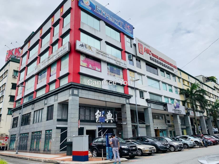 Jalan Tun Razak, City Centre