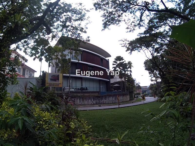 Damansara Heights , Jalan Setia Murni , Damansara Heights