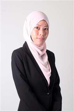Aishah Mohd Fazillah