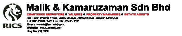 Malik & Kamaruzaman